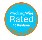Wedding Wire Rated Vendor!